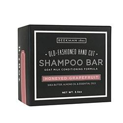 Beekman Grapefruit Shampoo Bar
