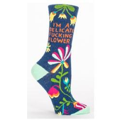 SocksDelicate Fucking Flower
