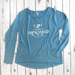 Forever A Mermaid Azure L/S LG