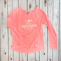 Forever A Mermaid Fla  L/S MD