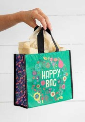 Happy Bag Mushroom Green