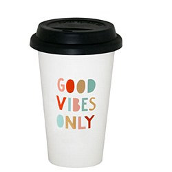 Good Vibes Only Thermal Mug