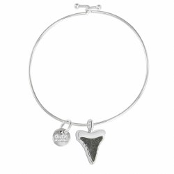 Bangle Beach Shark Tooth NSB