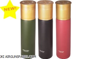 Cartridge Vacuum Flask Red