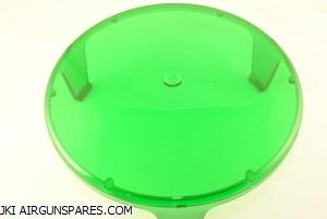 Deben 170mm Green Filter