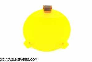 Deben Mini Flip Filter - Amber