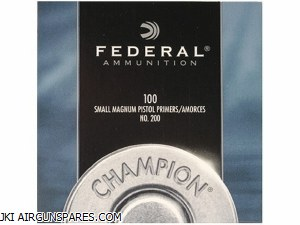 Fed Small Pistol Mag Primers