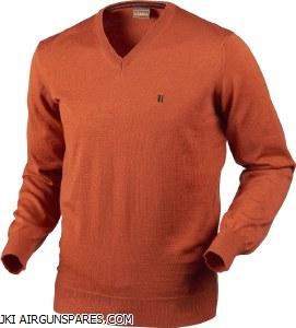 Jari Pullover Bright Orange M