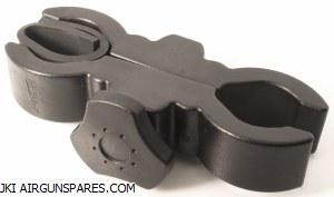 Led Lenser P7 Gun Mount