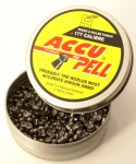 Accupell .177 Pellets