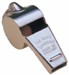 Acme Thunderer Whistle Nickel