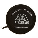 Air Arms Pellet Tin Pouch .22