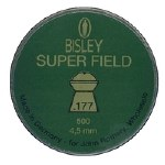 Bisley Superfield .177 Pellets
