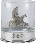 Bisley Whisky Glass Pheasant
