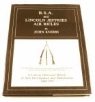 BSA & Lincoln Jeffries Book