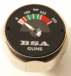 BSA Pressure Gauge Part No. 16-7304