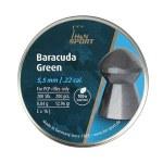 H&N Baracuda Green .22