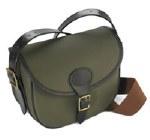 JP Canvas Highland Bag Green