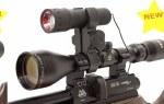 LED LENSER P7.2 Gun Lamp Set