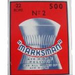 Marksman .22 5.6mm Pellets