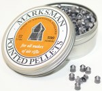 Marksman .22 Pointed Pellets