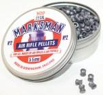 Marksman .22 Round Head Pellet