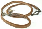 Moose Leather Dog Lead