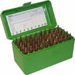 MTM RSS-50 Ammo Case 50rd
