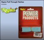 Napier Power Airgun Patches