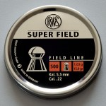 RWS Superfield .22 Pellets