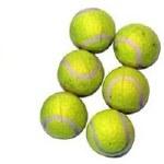 Tennis Balls Pack of 6