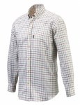 Verne Shirt Red Check Small