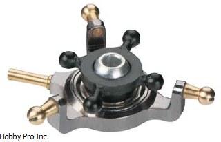 CNC Swashplate Axe 100 CP/SS/