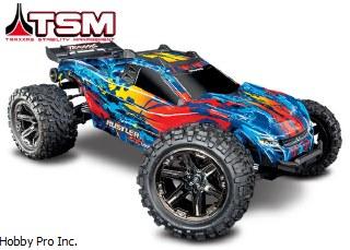 Rustler 4x4 VXL RTR No Battery