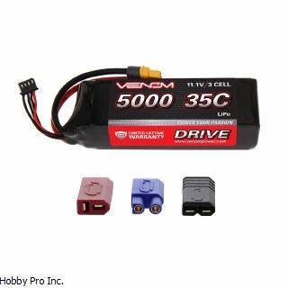 5000mAh 35C 11.1V Lipo Battery