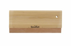 Speedball 12in. Graphics Squeegee