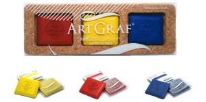 Art Graf Primary Color Cork Set