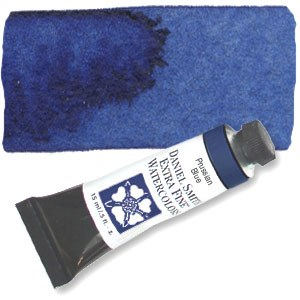 Daniel Smith Extra Fine Watercolor 15ml Prussian Blue