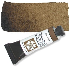 Daniel Smith Extra Fine Watercolor 15ml Raw Umber
