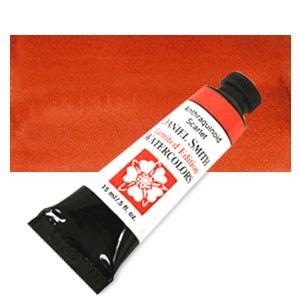 Daniel Smith Extra Fine Watercolor 15ml Anthraquinoid Scarlet
