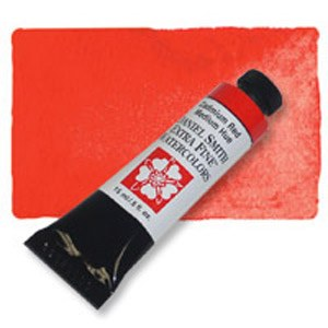 Daniel Smith Extra Fine Watercolor 15ml Cadmium Red Medium Hue