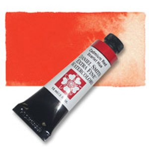 Daniel Smith Extra Fine Watercolor 15ml Cadmium Red Scarlet Hue