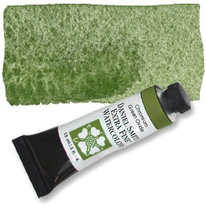 Daniel Smith Extra Fine Watercolor 15ml Chromium Green Oxide