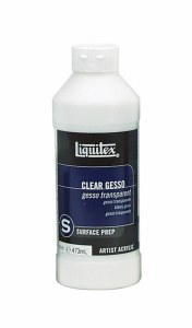 Liquitex Gesso Clear 16oz