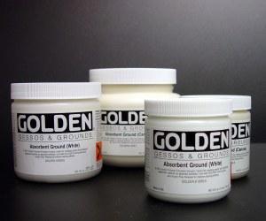 Golden Absorbent Ground White Gallon 3555-8