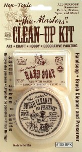 General's The Masters Clean-Up Kit