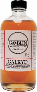 Gamblin Galkyd 8oz