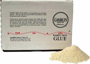 Gamblin Rabbit Skin Glue