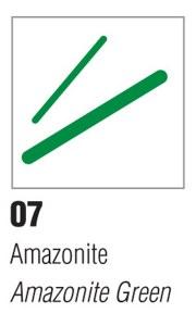Pebeo Porcelaine 150 Marker Amazonite Green