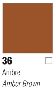 Pebeo Porcelaine 150 45ml - Amber Brown-36